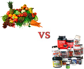 Whole Foods vs Supplements