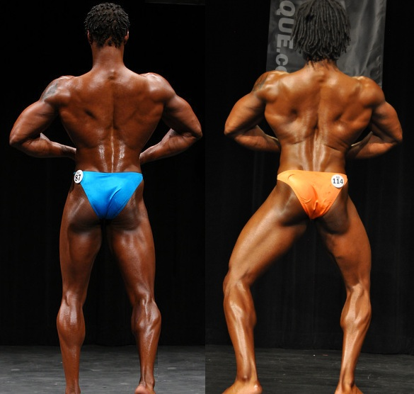 Back Muscle Building Tips - Rear Lat Spread