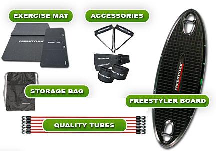 Freestyler Complete Set