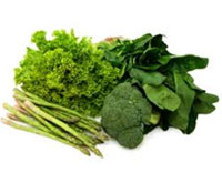 green vegetables students to live a healthy lifestyle