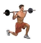 lower body weight training