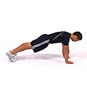 Top 5 Body Transformation Exercises - Push-Up
