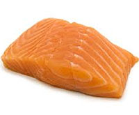 try eating salmon for fantastic skin