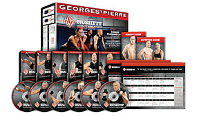 RUSHFIT Review - Home Fitness Workout DVD Set