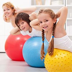 Family Strength Training