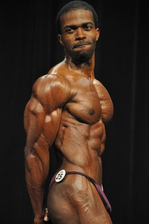 IFPA Pro Bodybuilder and Vegan Will Tucker