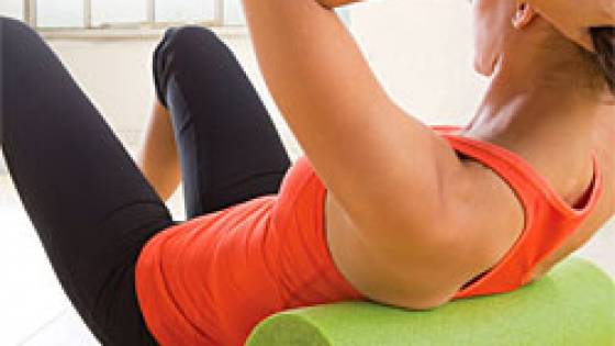 Decrease Your Risk of Injury With Foam Rolling
