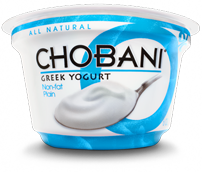 Probiotics in greek yogurt