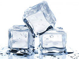ice batch / cubes for muscle recovery