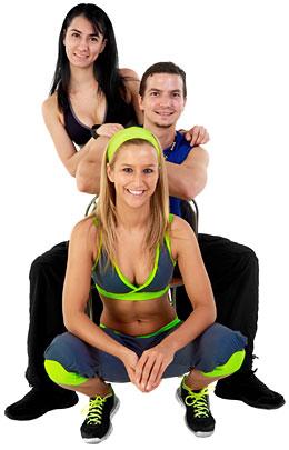 zumba fitness instructors