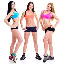 zumba fitness ladies