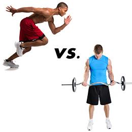 Cardio vs. Weight Training