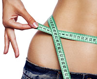 take body measurements to track progress