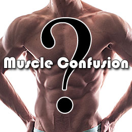 use muscle confusion to break a plateau