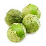 tomatillo fruit, exotic vegetable