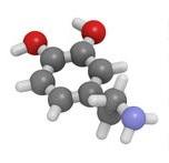 dopamine molecule structure