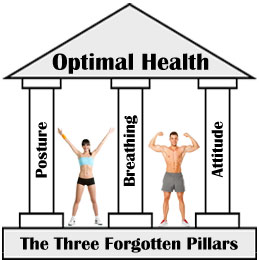 forgotten pillars optimal health logo