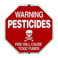 toxic pesticides effects on human body