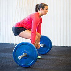 deadlift olympic lifts