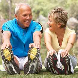 senior fitness training
