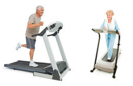 Cardiorespiratory Training for seniors