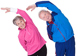 flexibility training for seniors
