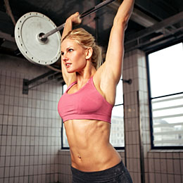 push press olympic exercises