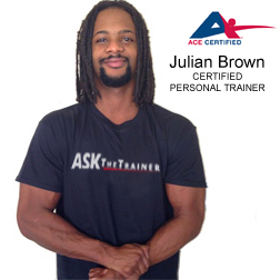 julian brown ace personal trainer