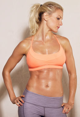 best upper body workout for women