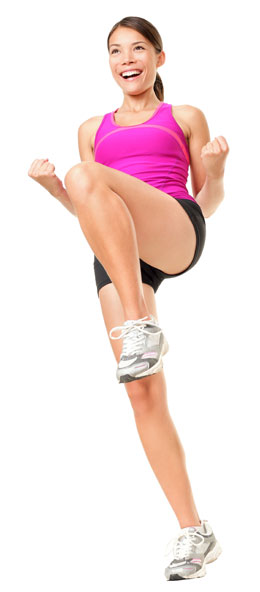 butt exercise cardio tips for women
