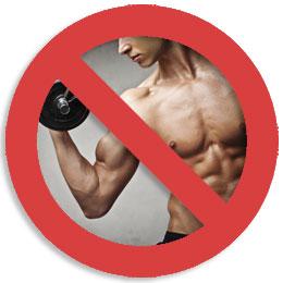 improper biceps curl exercise form