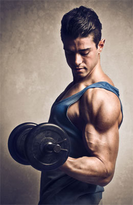 best biceps workout for men