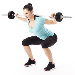 best hamstrings workout for women