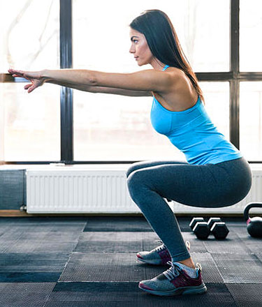 best lower body workout for women