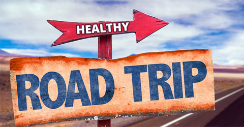 Healthy Road Trip Tips