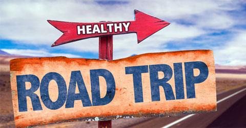 Healthy Road Trip Tips