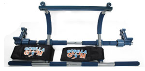 gorilla gym power fitness pull up bar