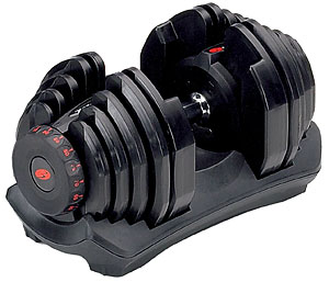 bowflex selecttec adjustable dumbbells 1090