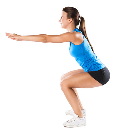 No-Equipment Exercises for Home or Office