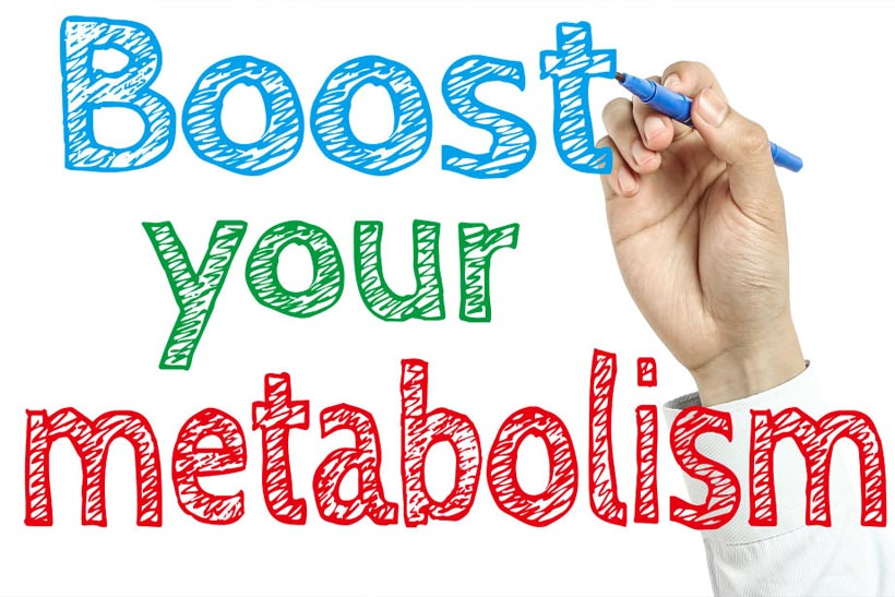ways to boost your metabolism