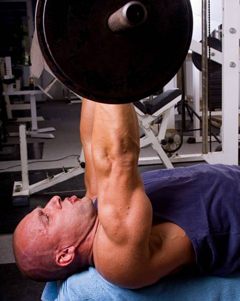 Four Bench Press Variations and Their Functions