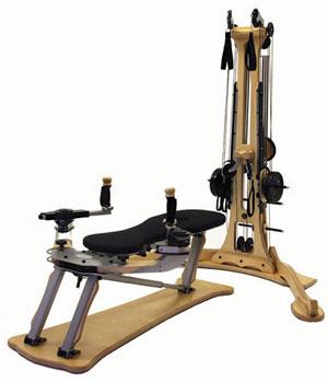gyrotonic machine