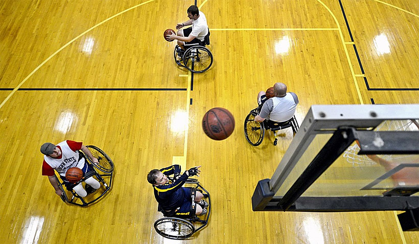 Wheelchair Fitness Tips