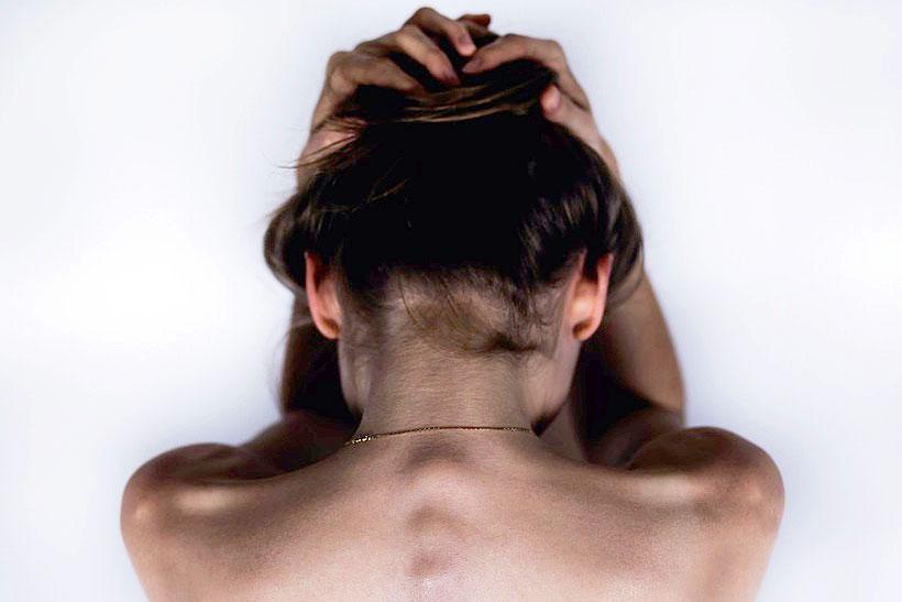 back pain depression