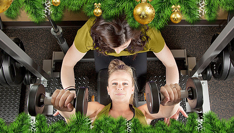 4 Tips for Staying in Shape Over the Holidays