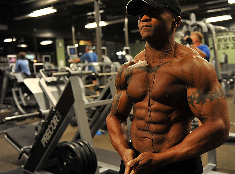 3 Critical Times for Bodybuilders to Juice