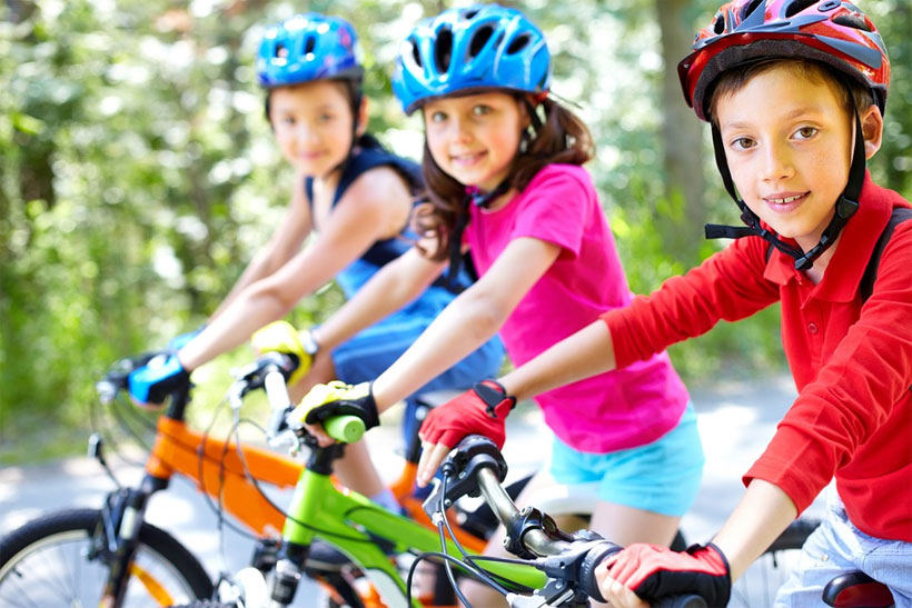Choosing a Bicycle for Your Child