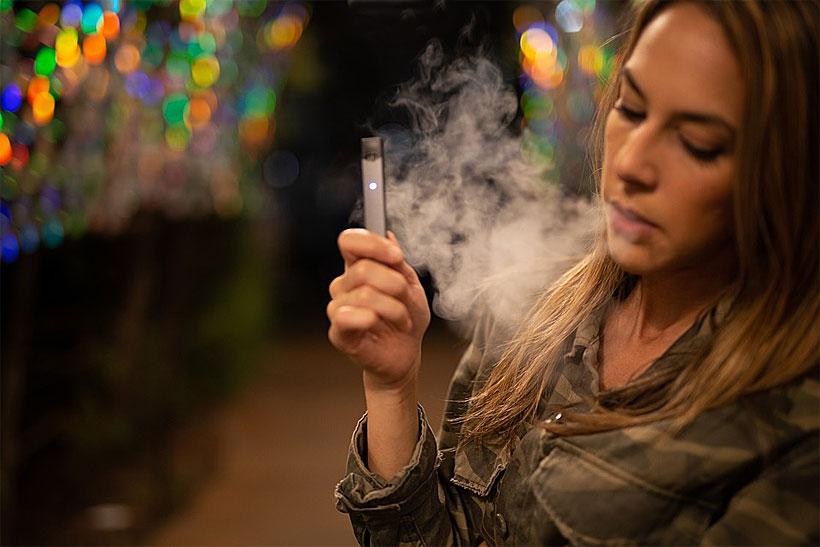 Global Trends in E-cigarette Use