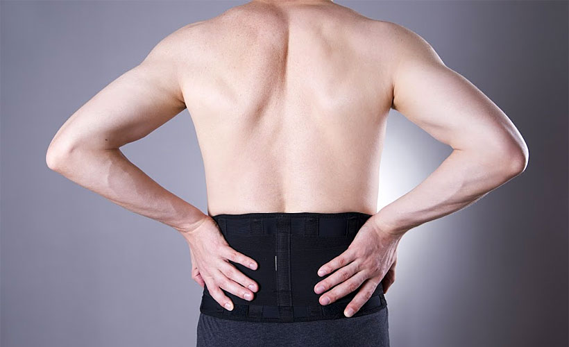back pain brace vive health