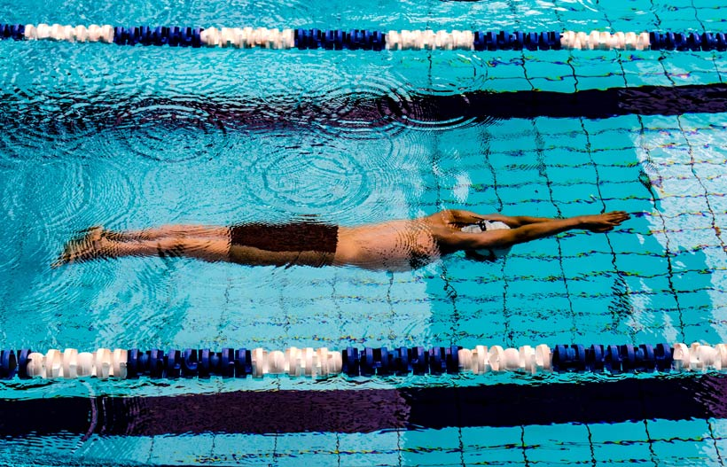 Swimming: A Joint Friendly Way to Exercise